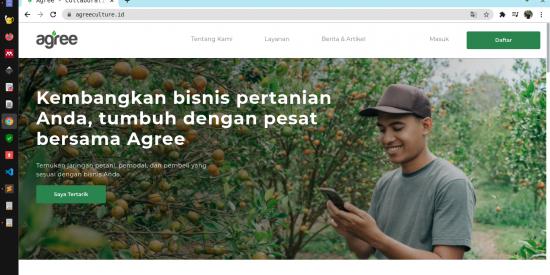 Menuju Indonesia Agraris Digital Bersama Agree
