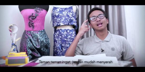 Rafi Ridwan, Desainer Cilik Istimewa Kebanggaan Indonesia di Mata Dunia